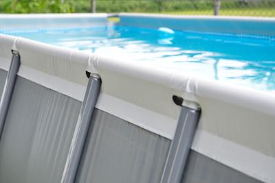 Zwembad showtuin