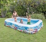 Zwembad 3 rings opblaasbaar_