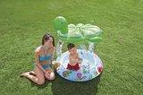 Turtle Zwembad met dakje_
