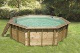 Océa houten zwembaden met korting_