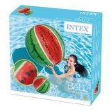 Grote strandbal watermeloen_