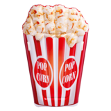 Funfloat popcorn_