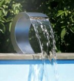 Grote waterval Mamba LED_