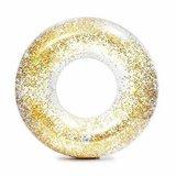 Zwemband met gouden glitters