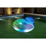 verlichte zwembadstoel