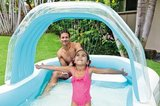 Familie bad Cabana pool_