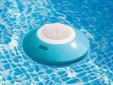 Drijvende bluetooth speaker met LED licht_