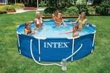 Opzetzwembad Framepool Intex_
