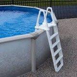 Kunststof trap voor inbouwzwembaden_