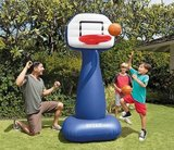 Basketbal paal opblaasbaar van Intex_