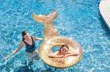Sprankelende zeemeermin zwemband_