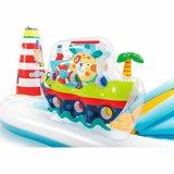 Speeleiland vissersboot_