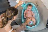 Babybad met zitje_