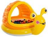 Babyzwembadje slak_