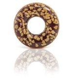 Chocolade donut opblaasbaar_