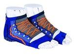 Sweakers zwembad sokken_
