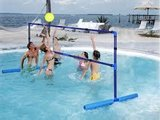 Water volleybal & waterpolo set_