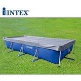 Afdekzeil Intex rectangular 450 x 220_