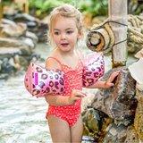 Luipaard zwembandjes _