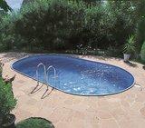 Zelfbouw zwembad Summer Fun_