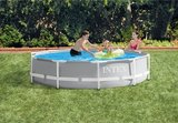 Intex Prism frame pool rond_