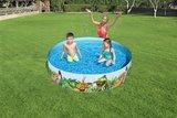 kinderzwembad niet opblaasbaar
