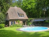 inbouw zwembad in tuin