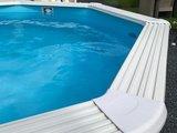 Goedkoopste staalwand zwembad Texel_