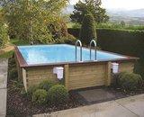 Gardipool Quartoo houten zwembad_