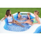 Familie zwembad