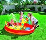 Bestway opblaasbaar speelzwembad_