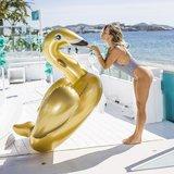 Trendy gouden funfloat _
