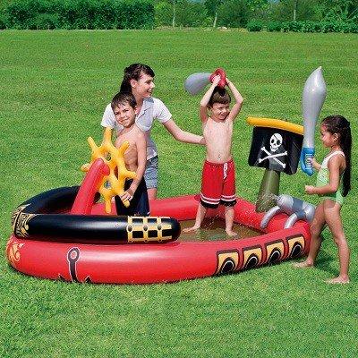 Piraten Play Center van Bestway