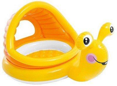 Babyzwembadje slak