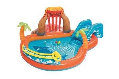 Lava Lagoon speelzwembad