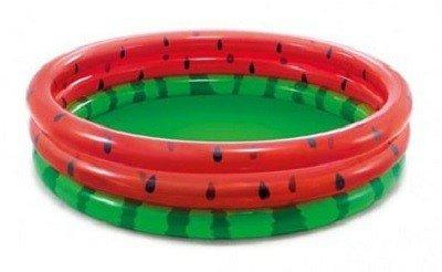 Watermeloen zwembad