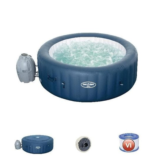 Winter bubbelbad Lay-Z-Spa Milan