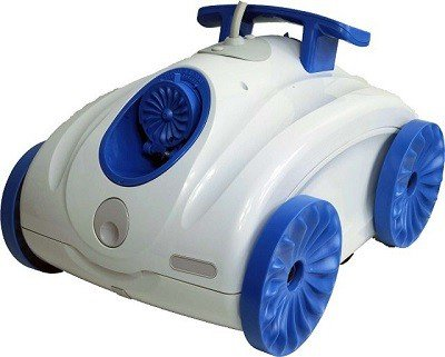 Goedkoopste zwembadrobot Manta 5200