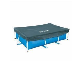 Intex framebad afdekzeil 300 x 200