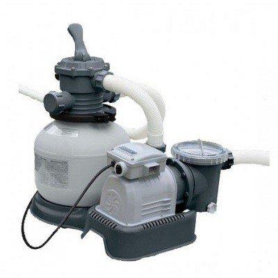 Intex zandfilterpomp