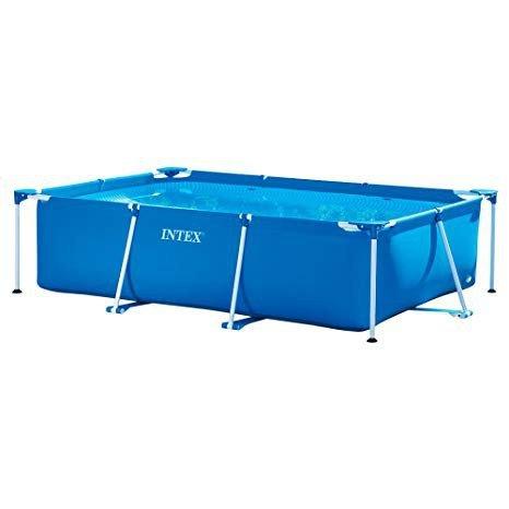Opzetzwembad Intex rectangular