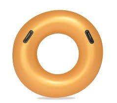 Gouden zwemring verguld je zomer!