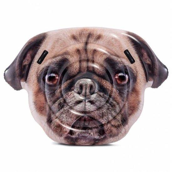 Hondengezicht luchtbed
