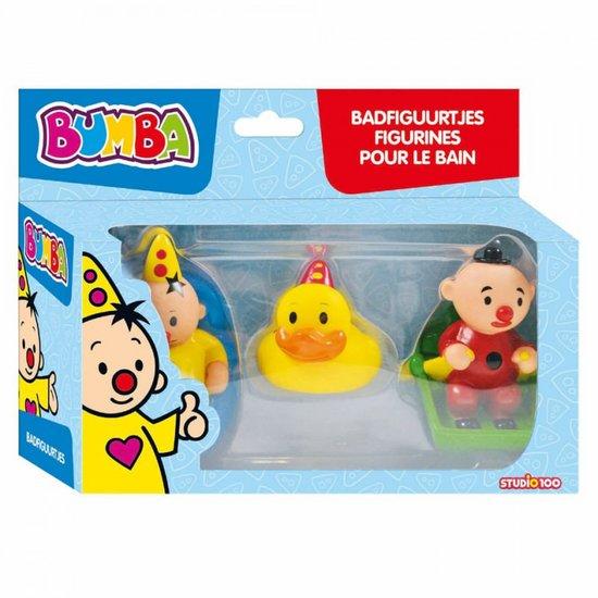 Bumba badspeeltjes set