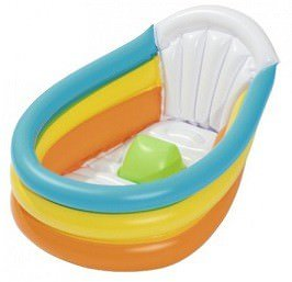 Bestway opblaasbaar babybad