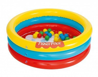 Fisher Price ball pitt