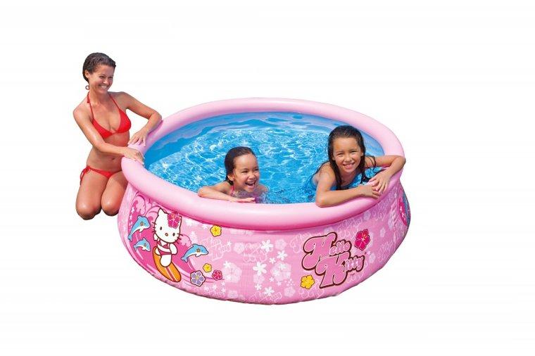 Hello Kitty zwembad