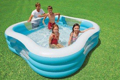 Opblaasbaar familiezwembad