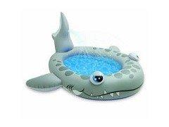 Intex Sandy Shark Spray zwembad