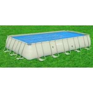 Afdekzeil voor opzetzwembad